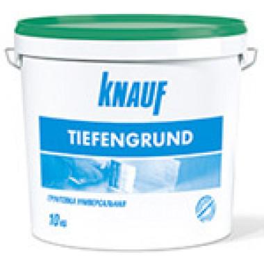 Knauf «Tiefengrund» Грунт-универсал (10 л)