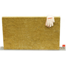 Плиты из каменной ваты Rockwool Фасад Баттс 100мм (1000x600x100) (уп 0,12м3; 1,2м2; 2 шт)