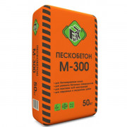 Пескобетон «FIX М-300» со склада (50 кг)