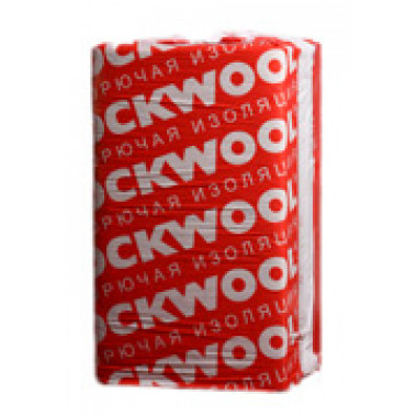 ROCKWOOL - Лайт Баттс утеплитель (1*0,6*0,05, 0,3 куб.м)(10шт/упак)