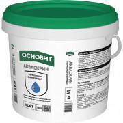 Основит HC61 «АКВАСКРИН» Гидроизоляция блокирующая (0,5 кг)