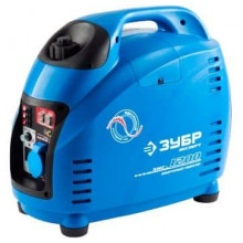 Генератор бензиновый инверторный «ЗУБР Профессионал» ЗИГ-1200