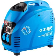 Генератор бензиновый инверторный «ЗУБР Профессионал» ЗИГ-2500