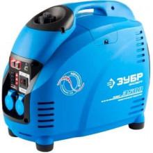Генератор бензиновый инверторный «ЗУБР Профессионал» ЗИГ-3500
