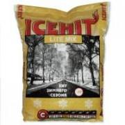Противогололедный реагент Icehit Lite Mix 25 кг - купить оптом, в розницу