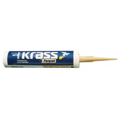 Krass герметик силиконовый нейтральный белый (0,31л)