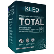 KLEO Тотал 70 Клей д/флиз., винил. и бумаж обоев. 500гр.