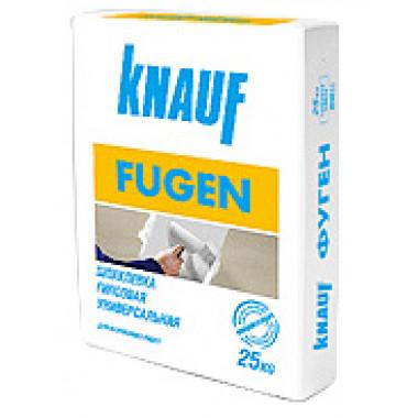 Knauf «Fugen» Шпатлевка для ГКЛ (25 кг)