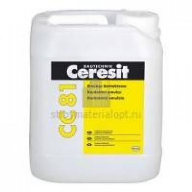 Добавка адгезионная для цементных растворов CERESIT СС 81/10 (10л) Россия - купить оптом, в розницу