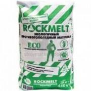 Противогололедный реагент двойного действия Rockmelt Eco 20 кг - купить оптом, в розницу