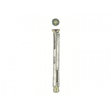 Анкер ЗУБР рамный с полусферической головкой, Pz, 10,0х202мм, ТФ3, 25шт