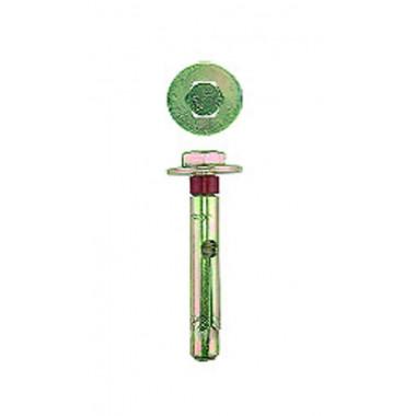 Болт анкерный ЗУБР с пластиковым кольцом, желтопассивированный, 6,0х60мм, ТФ2, 90шт