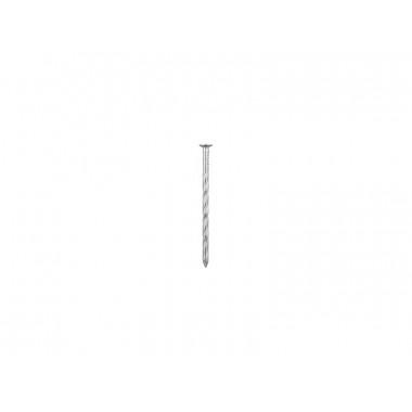 Гвозди ЗУБР винтовые оцинкованные по дереву/листовому металлу, 3,4х90мм, ТФ1, 160шт