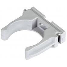Клипса ЗУБР для металлопластиковых труб в п/э ПАКЕТЕ, d=32 мм, 50 шт