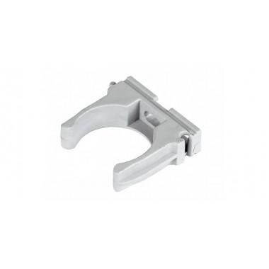 Клипса ЗУБР для металлопластиковых труб, пластмассовая 20мм, 100шт