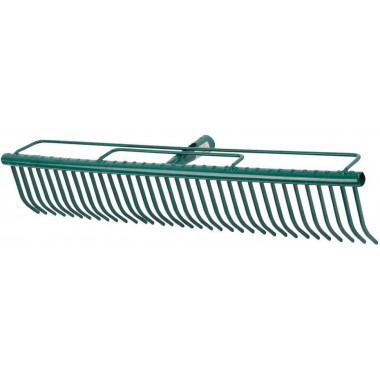 Грабли RACO для очистки газонов, 35 зубцов, 600мм