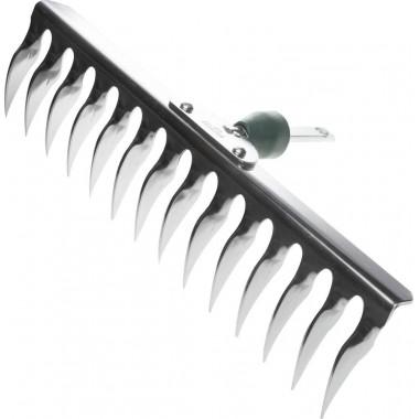 Грабли RACO садовые, оцинков., 14 витых зубцов, 370 мм