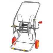 """Катушка GRINDA для шланга 1/2"""" x 100м, металлическая на колесах"""