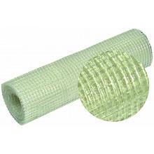 Сетка ЗУБР армировочная стеклотканевая, 5х5мм, 100см х 20м