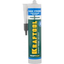 Клей монтажный KRAFTOOL KraftNails Premium  KN-601, универсальный, для наружных и внутренних работ, 310мл