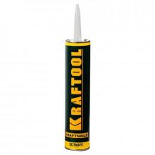 Клей монтажный KRAFTOOL KraftNails Premium KN-604,  для молдингов, панелей и керамики, без растворителей (310 мл)