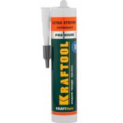 Клей монтажный KRAFTOOL KraftNails Premium KN-901, сверхсильный универсальный, для наружных и внутренних работ (310 мл)