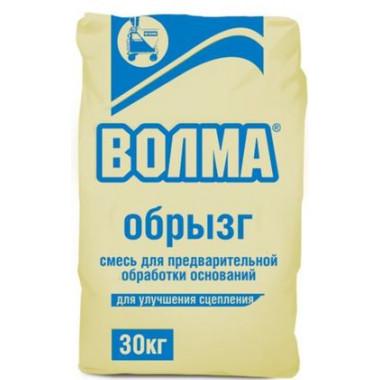 Волма Обрызг-МН Адгезионная цементная смесь (30 кг)