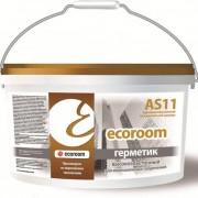Ecoroom AS-11 Герметик для межпанельных соединений высокоэластичный (15 кг)