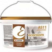 Ecoroom AS-11 Герметик для межпанельных соединений высокоэластичный (7 кг)