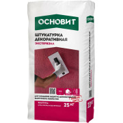 Основит ЭКСТЕРВЭЛЛ моделируемая OM-0.5 WC Штукатурка декоративная группа оттенков №2 (25 кг)