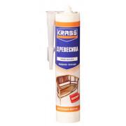 Жидкие гвозди KRASS «Эластичный монтаж» для древесины (300 мл)
