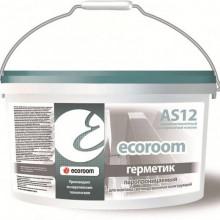 Ecoroom AS-12 Герметик паропроницаемый (15 кг)