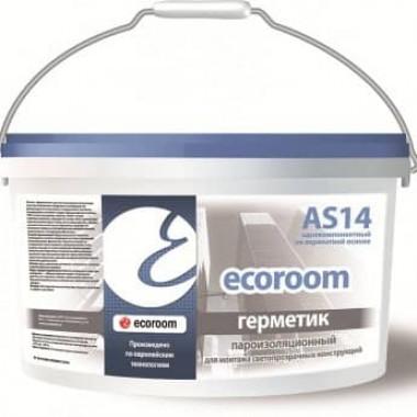Ecoroom AS-14 Герметик пароизоляционный (15 кг)