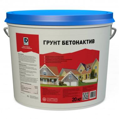 Deluxe БетонАктив грунтовка (20 кг)