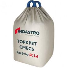 Индастро Крафтор SС50 D LD Торкрет обеспыленный, армированный полимерной фиброй (1000 кг)