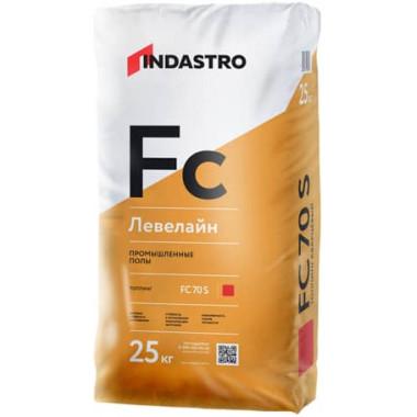 Индастро Левелайн FC70 S Готовая к применению сухая упрочняющая смесь (25кг)