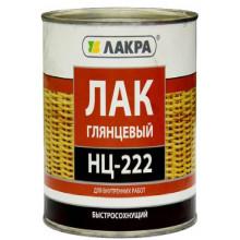 Лак Лакра НЦ-222 1.7кг