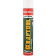 Пена Kraftool Kraftlex Premium монтажная адаптерная всесезонная (750 мл)