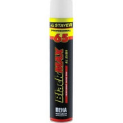Пена Stayer BlackMAX 65 профессиональная монтажная, адаптерная, всесезонная (800 мл)