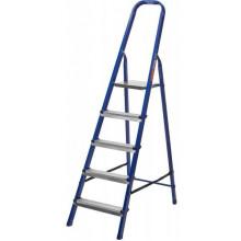 Лестница-стремянка MIRAX стальная, 5 ступеней (101 см)