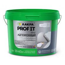 Лакра «PROF IT» грунт адгезионный (14 кг)