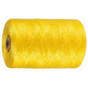 Шпагат Зубр многоцелевой полипропиленовый, желтый, 1200текс (500 м)