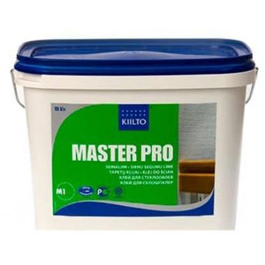 Kiilto Master Pro клей для тяжёлых обоев (15 л)