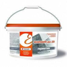 Ecoroom Герметик PU-20 полуретановый 2-хкомпонентный белый (12,5 кг)