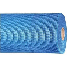 Фасадная сетка (160 гр/кв.м) щелочестойкая (5х5мм) (1х50м)