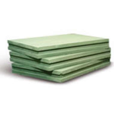 Кnauf Гипсовые плиты пазогребневой конструкции влаг. (667*500*80)