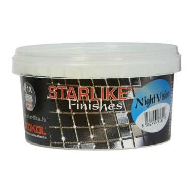 Добавка декоративная для затирок Litokol Starlike Finishes Night Vision 0,4 кг - купить оптом, в розницу