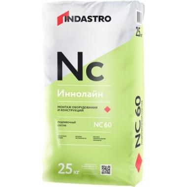 Индастро Иннолайн NC60 подливочный состав (25 кг)