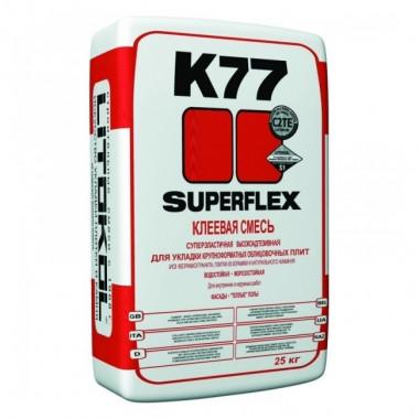 Клей для плитки Litokol SuperFlex K77 25 кг - купить оптом, в розницу