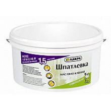 Лакра Шпатлевка масляно-клеевая (15 кг)